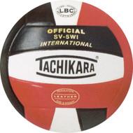 Tachikara International Game Ball R/W/BK