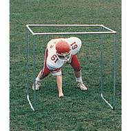 Football lineman chute