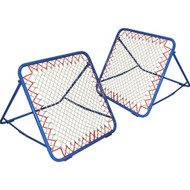 Tchoukball Steel Frames with Nets (1 pair)