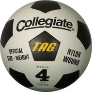 Tag Collegiate Deluxe Size 4 soccer ball