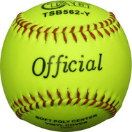 "11"" TAG YELLOW Synthetic Mushballs"