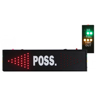 LED Possession/Time Out Indicator