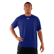 Under Armour Mens Team Loose Short Sleeve T-Shirt - Royal