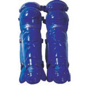 Pro Style Leg Guard with double knee cap - ROYAL 1