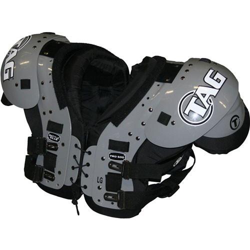 c79df0951bef4 Buy Tag Battle Gear Linemen Shoulder Pads Online   Marchants.com