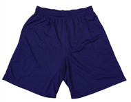 "Men's Quick-Dry Mesh Premium 9"" Inseam Short - Navy"