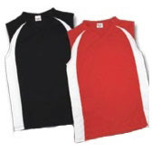 Teamco Ultra Wick Pro Sleeveless Jersey - Contrast Sides