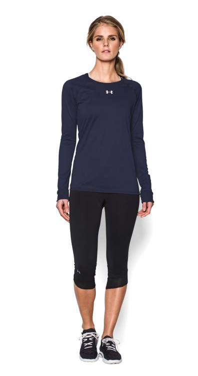 a9f3cd4fad32 Under Armour Longsleeve Locker T - Women s. Image 2. Image 3. See 2 more  pictures