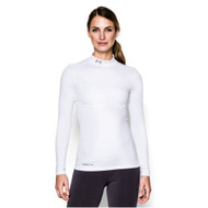 Under Armour ColdGear Fitted Mock - Women
