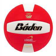 Baden Composite Volleyball Red/White