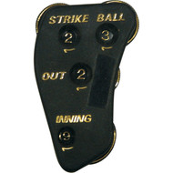Umpire 4 Way Indicator - Plastic