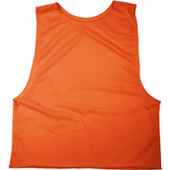 Adult Polymesh Scrimmage Vests - Orange