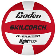 Baden Yellow Oversized Lightweight Training Volleyball