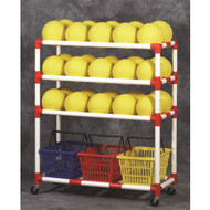 DuraCart Ball & Basket Cart