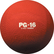 Playball rubber 16""
