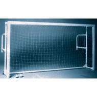White 215mm polyethylene Water Polo Nets