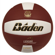 Baden Composite Volleyball Maroon/White