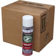 18 oz. White Aerosal Paint Cans (Case of 12)