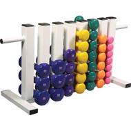 Portable Dumbell Storage Rack