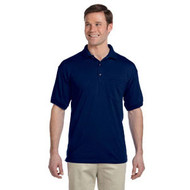 Gildan DryBlend 6 oz. - 50/50 Jersey Polo with Pocket