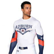 Under Armour Men's Armourfuse Compression Long Sleeve Jersey - Raid
