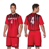 Under Armour Youth Armourfuse Soccer Jersey - Calcio