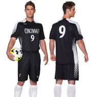 Under Armour Youth Armourfuse Soccer Jersey - Pace