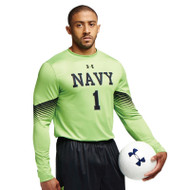 Under Armour Men's Armourfuse Long Sleeve Soccer Jersey - Phenom