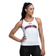 Under Armour Women's Armourfuse Track Compression Race Back - Pacer