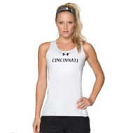 Under Armour Women's Armourfuse Track Singlet - Pacer