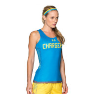 Under Armour Women's Armourfuse Track Singlet - Igniter