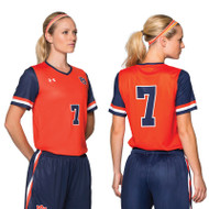 Under Armour Women's Armourfuse Soccer Jersey - Counter