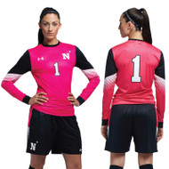 Under Armour Women's Armourfuse Long Sleeve Soccer Jersey - Phenom