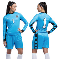 Under Armour Women's Armourfuse Long Sleeve Soccer Jersey - Control
