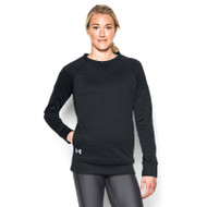 Under Armour Women's Novelty Armour Fleece Crew