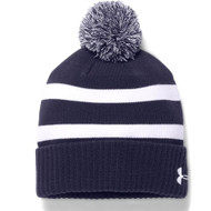 Under Armour Adult Blank Pom Beanie