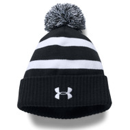 Under Armour Youth Blank Pom Beanie