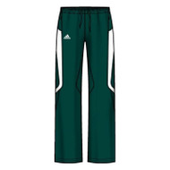 Adidas Women's Scorch Warm-Up Pants - Forest