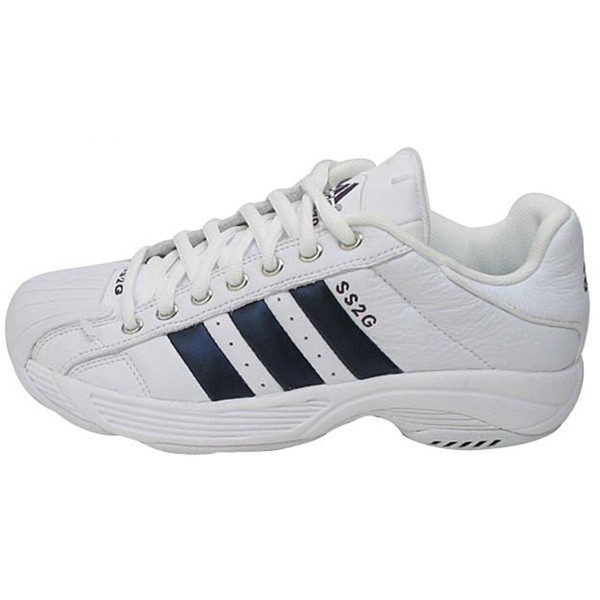 a11bf0e3 Buy Adidas White Superstar 2G Women's Basketball Shoe Online | Marchants.com