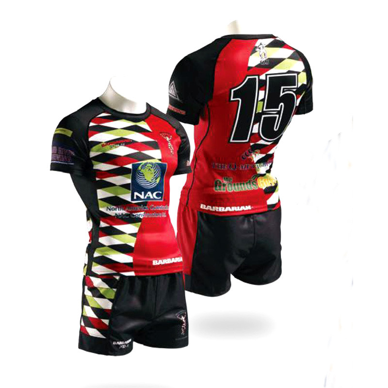 ae1d0635f0c Barbarian Men's Sublimated Elite Shorts -Rugby | Marchants.com |  Marchants.com