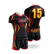 Barbarian Men's Sublimated Varsity Shorts - Rugby