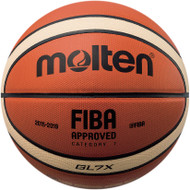 Molten FIBA Basketball Leather - Size 7