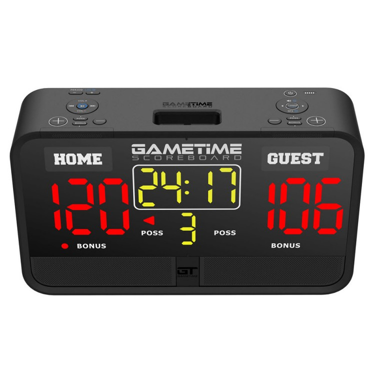 NEW! Gametime Portable Electronic Scoreboard