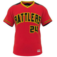 AthElite Mens Dinger Double Play Reversible Baseball Mesh Jersey (AE-BA-JS-180)