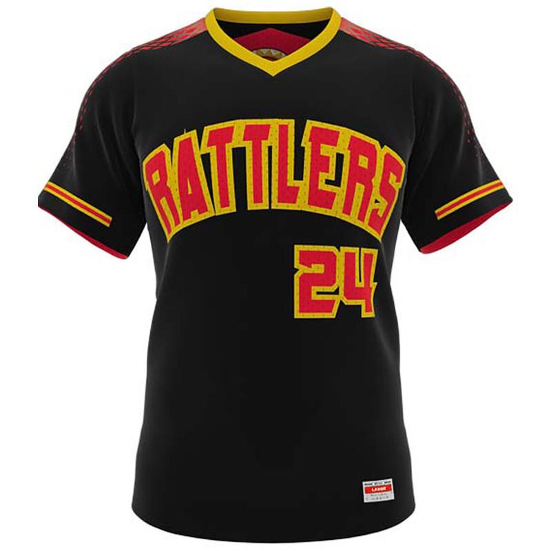 64e78565c AthElite Youth Dinger Double Play Reversible Baseball Birdeye Jersey -  Sublimated Baseball Uniforms - Baseball and Softball