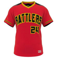 AthElite Womens Ace Double Play Reversible Softball Jersey (AE-BA-JS-280)