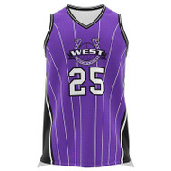 AthElite Womens League Basketball Jersey (AE-BB-JS-213)