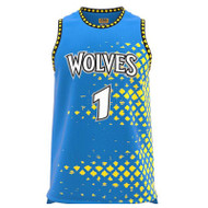 AthElite Women Profile Basketball Jersey (AE-BB-JS-214)
