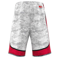 AthElite Girls Double Nickel Reversible Basketball Short (mesh) (AE-BB-SSY-220)