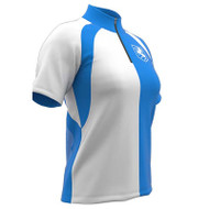 AthElite Women Long Sleeve Universal QZ Pullovers Basketball Shooting Shirt (Interlock) (AE-AW-ACS-119W